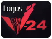 V24 Powerboat logo